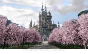 Oh, un chateau Disney!