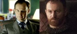 Mycroft Holmes - Tycho Nestoris