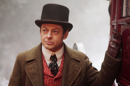 (Pictured)  Andy Serkis